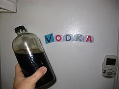 Coffee Infused Vodka