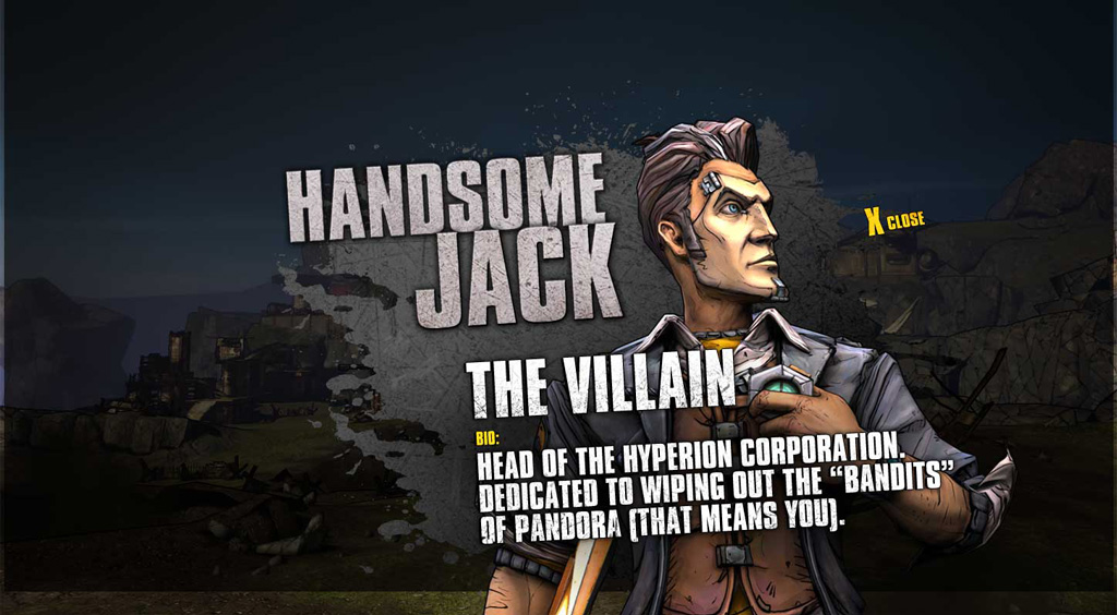 Borderlands 2… Handsome Giveaway