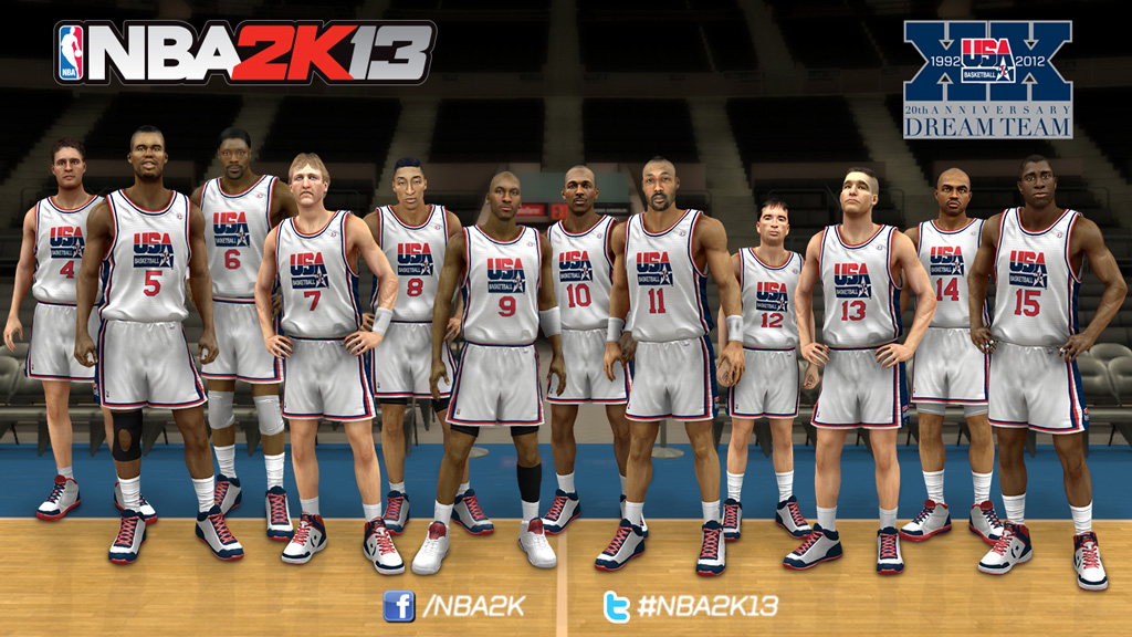 NBA2K 13: Game On! Giveaway