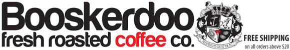 Booskerdoo Coffee: Black and tan