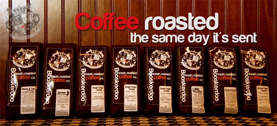 Booskerdoo Coffee: Diner Coffee!