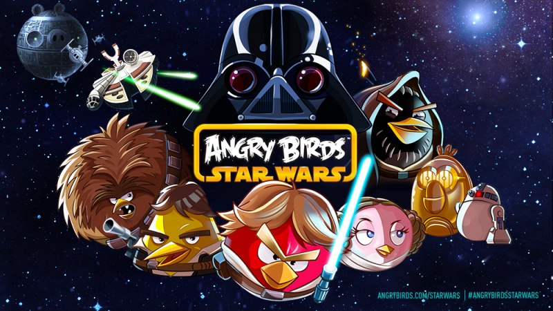 ANGRY BIRDS & STAR WARS JOIN FORCES - Rovio Entertainment Ltd