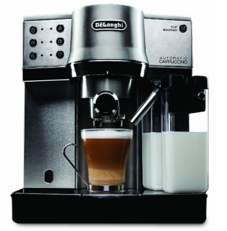 The CaffiNation Reviews: DeLonghi EC 860