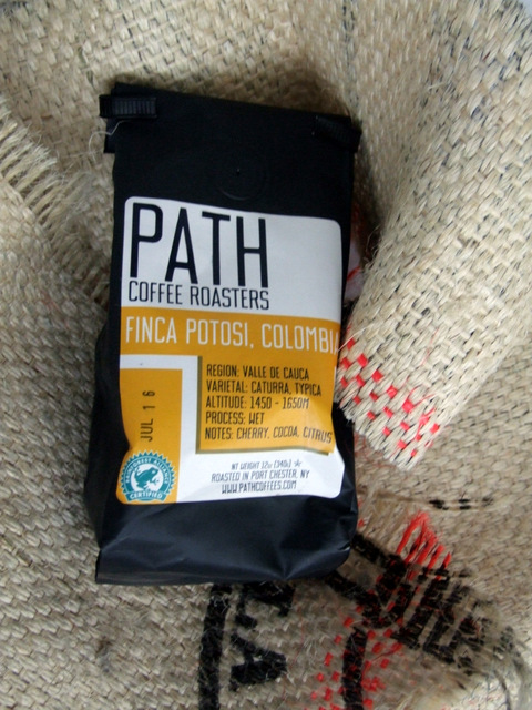 PATH Coffee Roaster: Finca Potosi Colombia