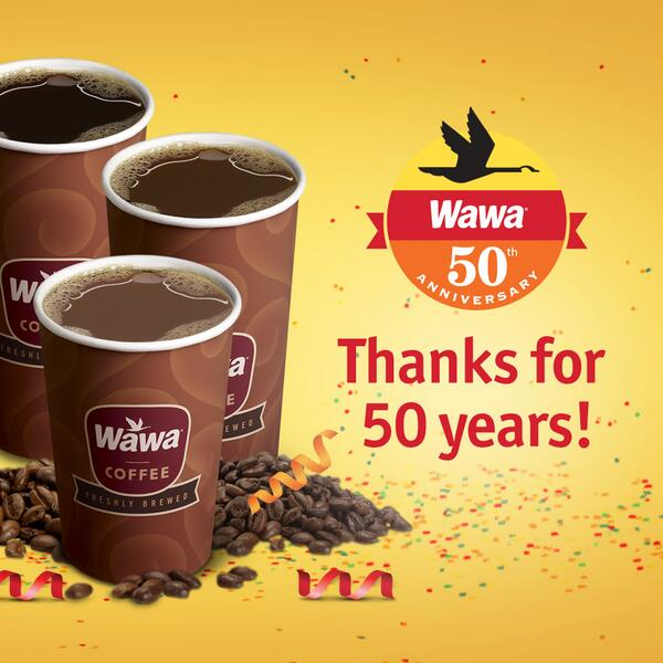 Wawa Turns 50