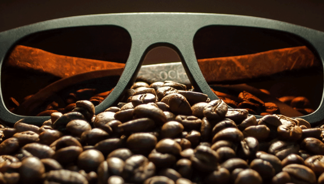 Coffee Sunglasses by Ochis